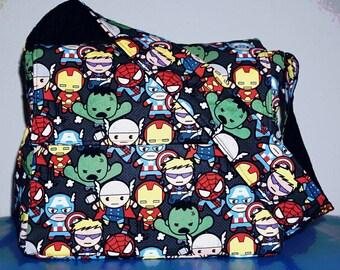 Marvel Mini Heroes Diaper Bag