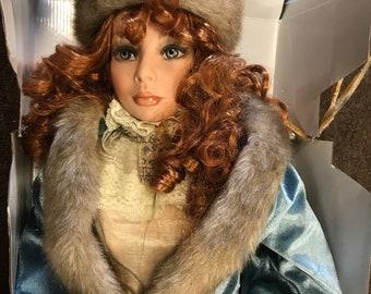 Anastasia doll collection