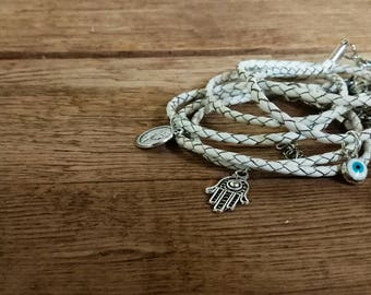 Bracelet braided, wish bracelet, Simple Bracelets, Braid bracelets set, friendship bracelets, Indian bracelets, Simple & modern bracelets