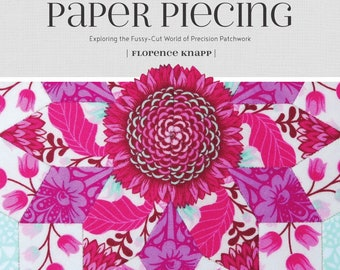 PRE-ORDER Flossie Teacakes Guide to English Paper Piecing