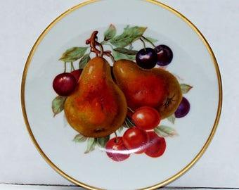Bavarian dessert plates x6