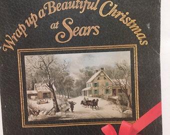 Sears Christmas Catalog 1982 Sears Wish Book 50th Edition