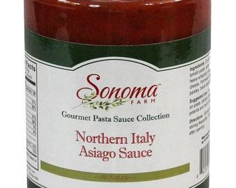Northern Italy Asiago Spaghetti Sauce 24 oz