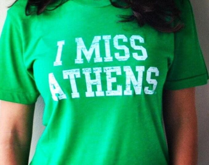 I MISS ATHENS (Ohio)