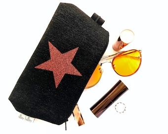 Star Make up Bag Pouch