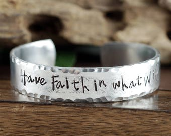 Personalized Anniversary Bracelet, Wife's Bracelet, Custom Bracelet, Wedding Gift, Anniversary Gift, Silver Cuff Bracelet, Gift for Her