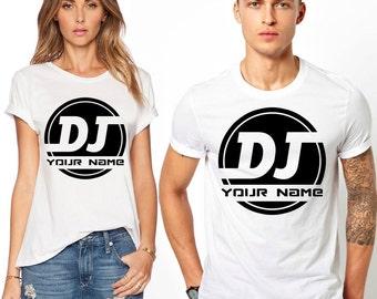 dj t shirts