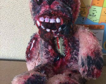 Bloody Valentine Bear