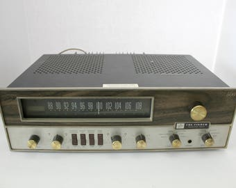Fisher 500-T Receiver 1960s Transistor Series, FM Stereo
