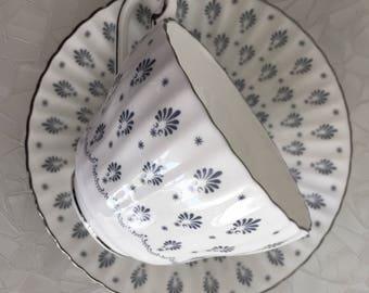 Paragon Regency English Bone China Tea Cup and Saucer