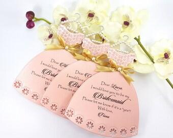Will you be my bridesmaid gift Bridesmaid Proposal Bridesmaid Gift Maid of Honor Gift Bridesmaid Personalised Bridesmaid Proposal
