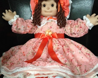 Unique, Lovely Handmade Quality Doll - AnnaBella