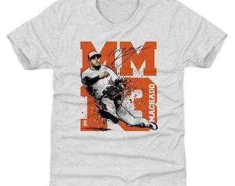 Manny Machado Youth Shirt | Baltimore Baseball | Kids T Shirt | Manny Machado Mm13 O