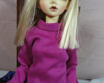 MSD BJD Sweater Pink