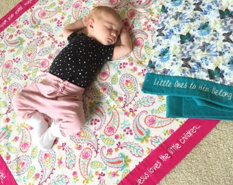 NEW! Baby Blanket Melody