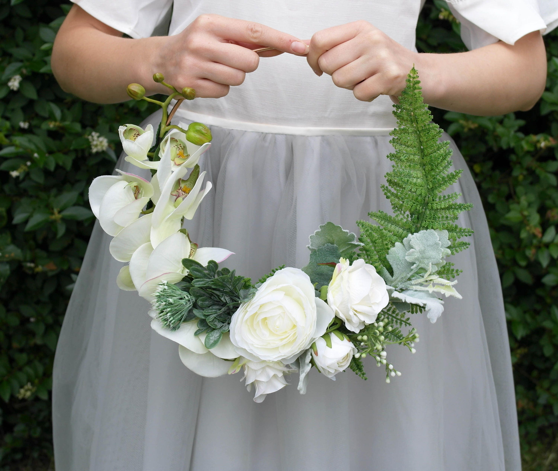 Risultati immagini per hoop bouquet