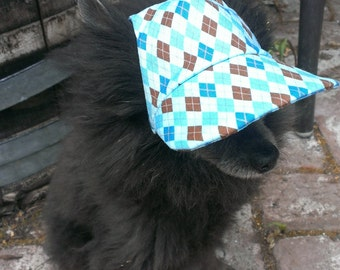 dog hat- baseball cap