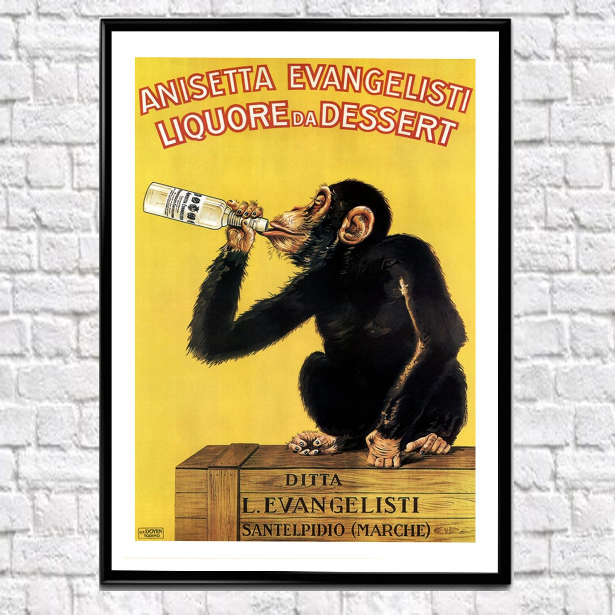 Funny Poster Humorous Poster Funny Wall Art Bar Wall Art Bar Decor ...