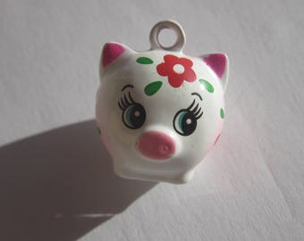 Bell ringing in the shape of pig 2.3 cm (55)