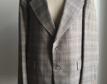 Marisa - Suit jacket pattern prince of Wales - size 40/42