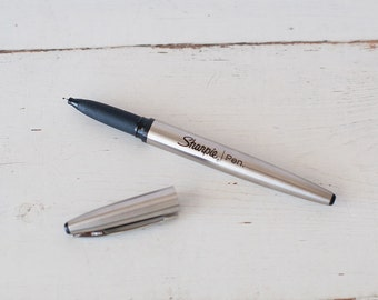 Sharpie Stainless Steel Pen- by Claire Magnolia