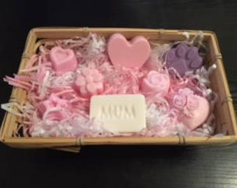 Mother's Day Soap Hamper