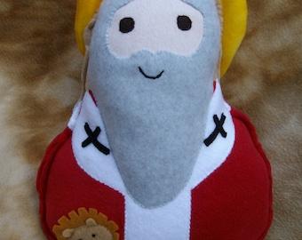 Saint Doll St. Ignatius of Antioch Soft Religious Catholic Toy