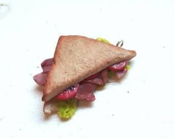 Sandwich Jewellery (made to order)