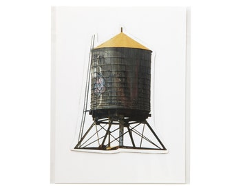 SALE* NY Water Tower Photo Magnet