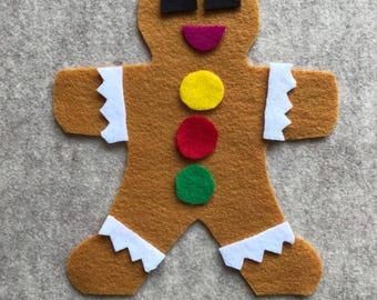 Build your own Gingerbread Man