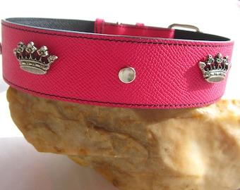 Crown necklace pattern