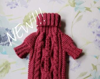 Dog Clothing Small Dog Sweater Pet Clothing Sweaters for dogs Knit Dog Sweater Dog Clothes Spring Fall