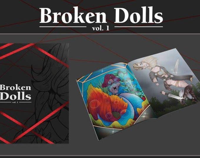 Broken Dolls Zine