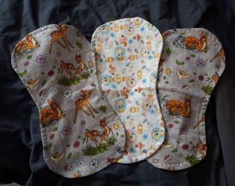 2 in 1 burping pads