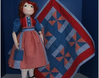 My First Quilt Pattern ~ Quilt E-Pattern by Judi Ward