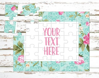 Create Your Own Puzzle - Pregnancy Announcement - Custom Puzzle - Personalized Puzzle - Announcement Ideas - Wedding Announcement - CYOP0040