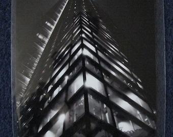 Heron Tower photographic print