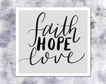 Faith Hope Love 2
