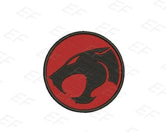 Thundercats embroidery design - instant download digital file