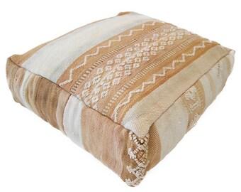 Moroccan Floor Cushion  - 54 - '23.6 x 23.6 x 7.9 inch''