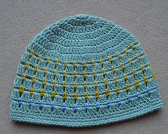 Baby boy hat, baby hat, cotton beanie, baby shower, crochet hat, baby summer hat, sun hat, knitted summer hat, crochet beanie, summer beanie