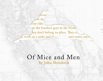Of Mice and Men Poster Print