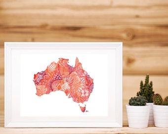 Australia Artwork