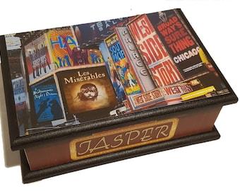 Musical Sensation Keepsake Box, Trinket Box, Treasure Box, Jewellery Box, Collectors Box, Memory Box, Wooden Box, Personalised Box