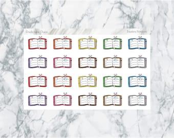 Travelers Notebook, planner stickers