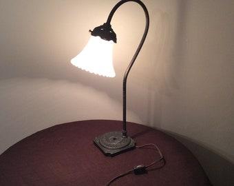 Unique Gooseneck lamp
