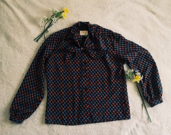 80s Vintage Patterned Pendleton/Country Sophisticates