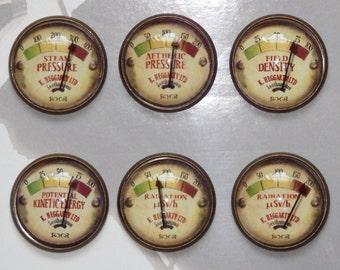 20mm Vintage Gauge Accessory