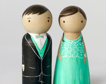 Custom Peg Doll//Prom Gift