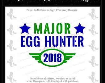 Easter Egg Hunt SVG- Boys Easter SVG file- Easter Egg SVG- Easter Shirt Svg- Silhouette Dxf Easter- Cricut Cut file- Easter Iron on Download